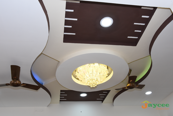 False Ceiling Jaycee Interiors