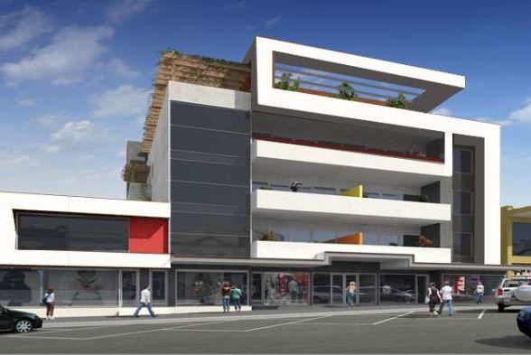 Shopping Centres Jeffi Architects