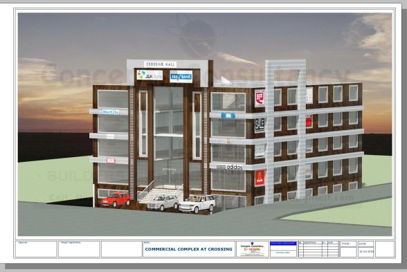 Commercial Spaces Jehangir Aalam Bhat
