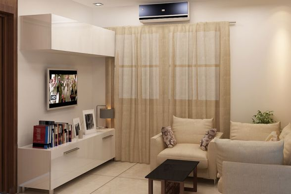 Living Room JNRO Interiors