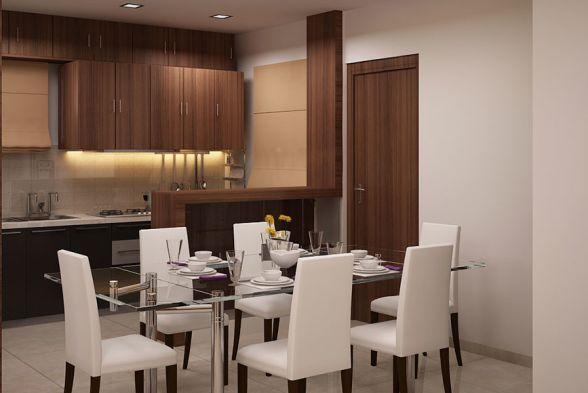 Dining Room JNRO Interiors