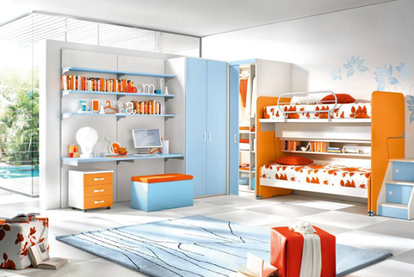 Nursery/Kid's room JP Interio