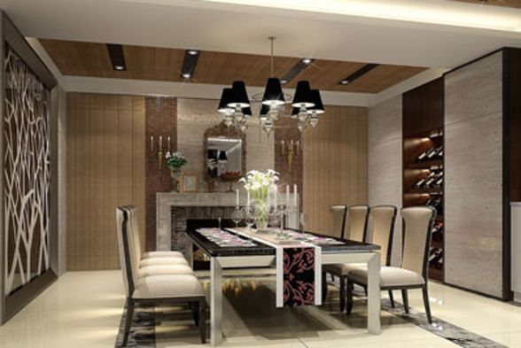 Dining Room Jyoti Interiors