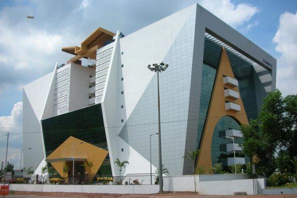 Office Buildings K.S.Ranganath Architects