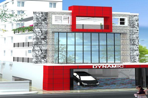 Office Buildings Kalai Vrikshya Architects