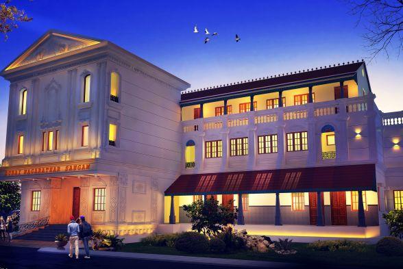 Hotels Kodes Architects