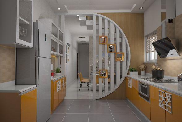Kitchen Kohinoor Interiors
