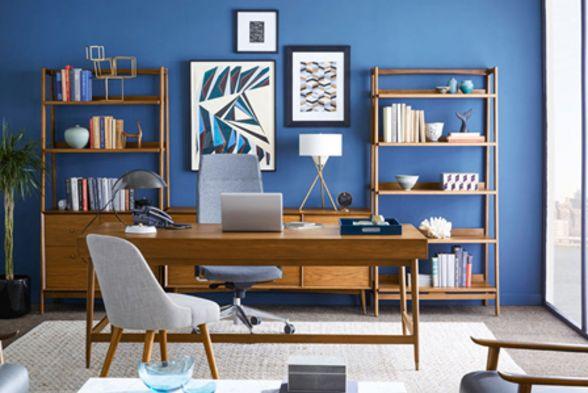 Study/Office Room KP Interiors