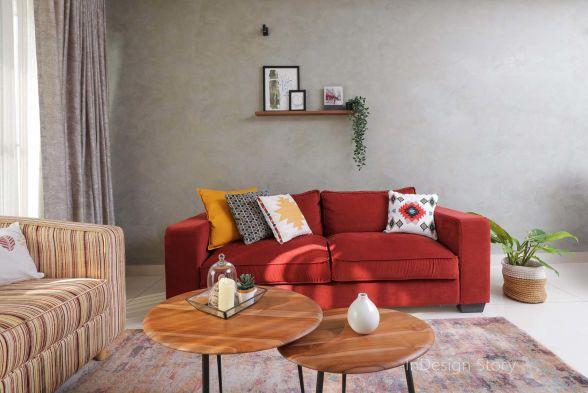 Living Room Krishna Narendran