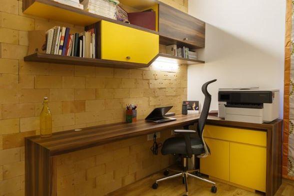 Study/Office Room Kriya Design Studio