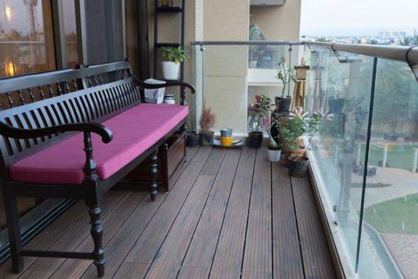 Balcony Kriya Design Studio