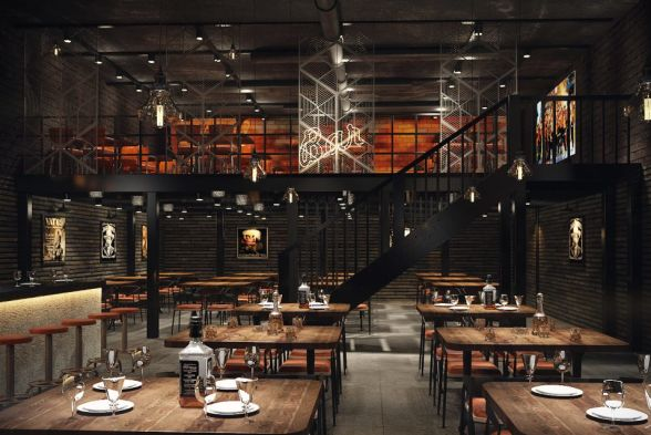 Bars & Clubs KSquare Architects