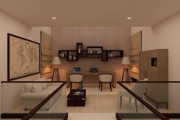 Study/Office Room Kuvio Studio