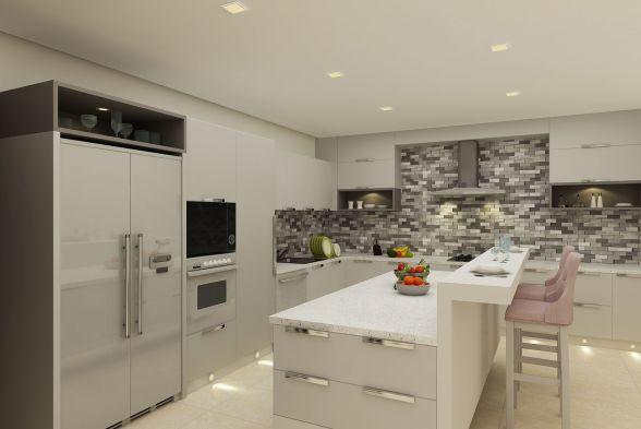 Kitchen Kuvio Studio