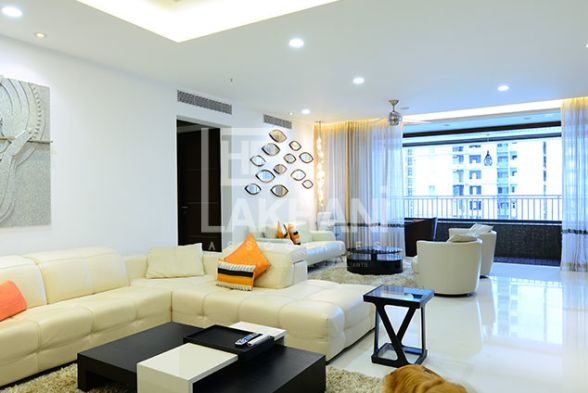 Living Room Lakhani Associates