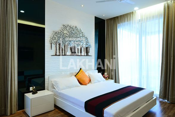Bedroom Lakhani Associates