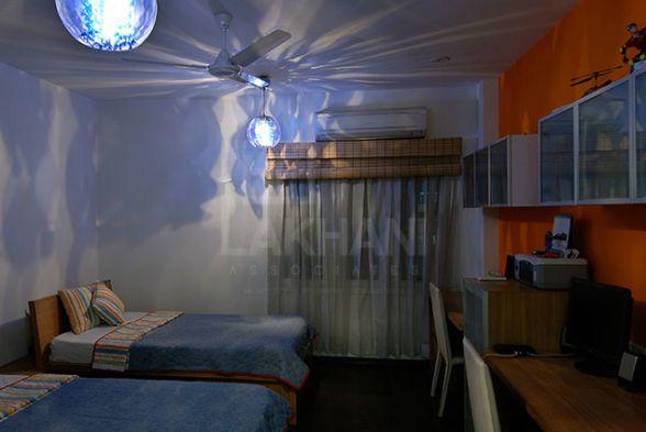 Nursery/Kid's room Lakhani Associates