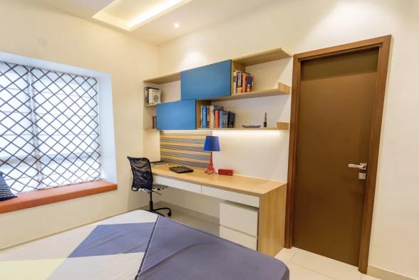 Study/Office Room Leben Style