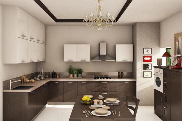 Kitchen LONGBELL INTERIORS PRIVATE LIMITED
