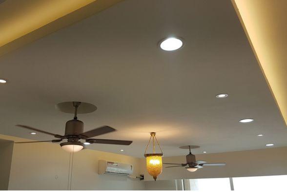 False Ceiling Madras Interiors