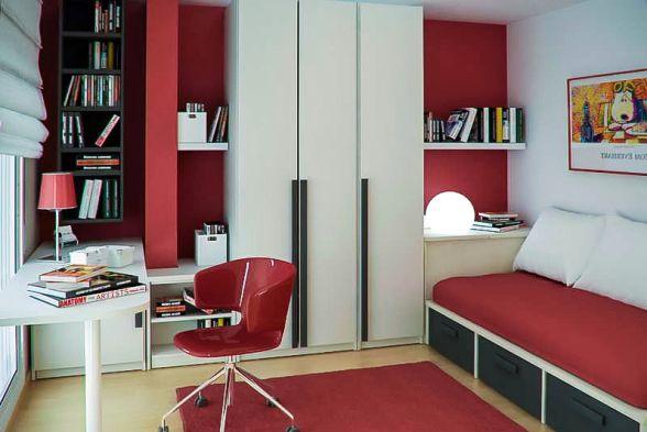 Study/Office Room Marlin Interiors