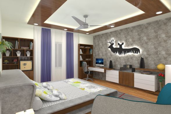 Bedroom Maruthi Interio