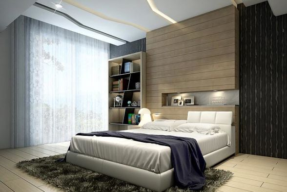 Bedroom MAS Interiors