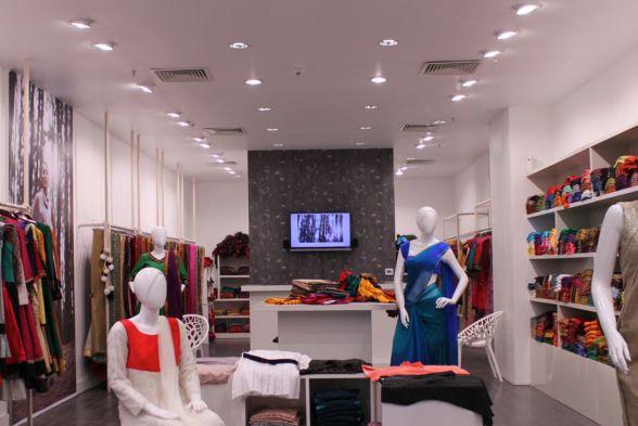 Shopping Centres Mcube Interiors