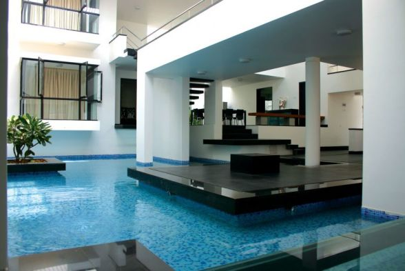 Pool Mindspace Architects