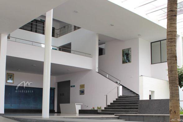 Corridor & Hallway Mindspace Architects