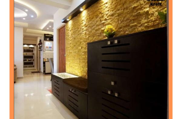 Corridor & Hallway Modular Kraft