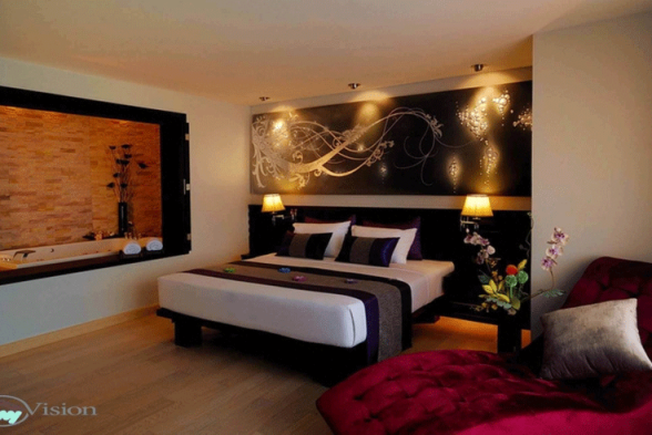 Bedroom My Vision Interiors