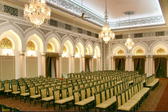 Conference Centres NA Architects