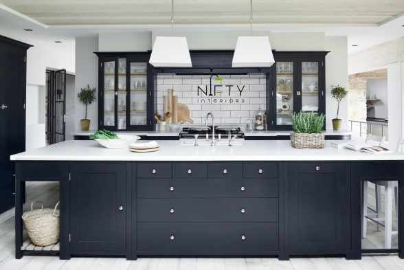 Kitchen Nifty Interio