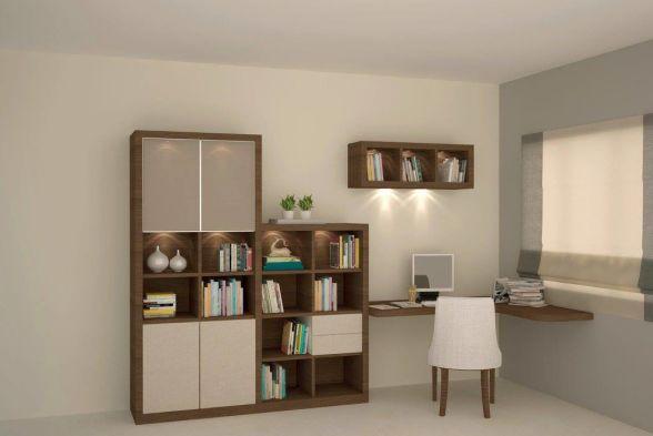 Study/Office Room NVT Design Studio