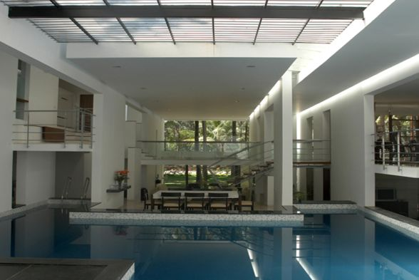 Pool Ocher Architects