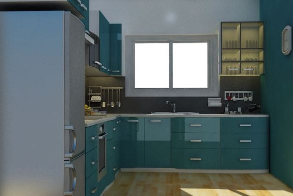 Kitchen Om Interiors and Designers