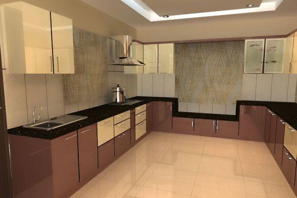 Kitchen Omkar Interiors