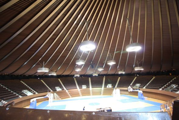 Stadiums Opus Architects