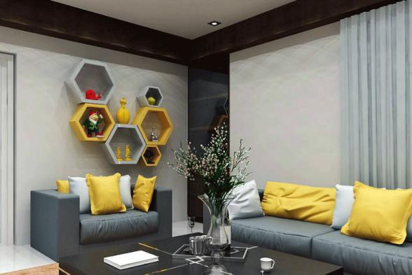 Living Room Palle Interiors