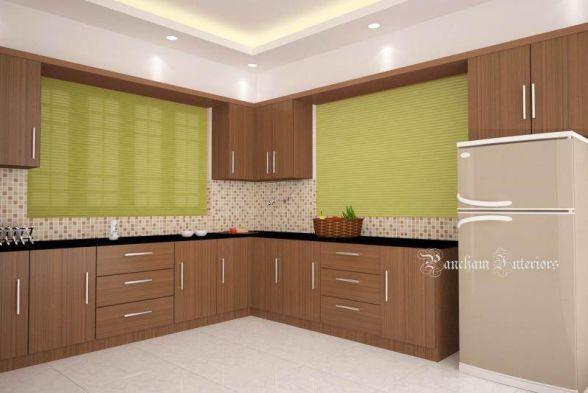 Kitchen Pancham Interiors