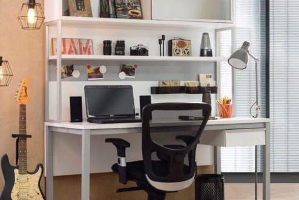 Study/Office Room Pencil Interiors
