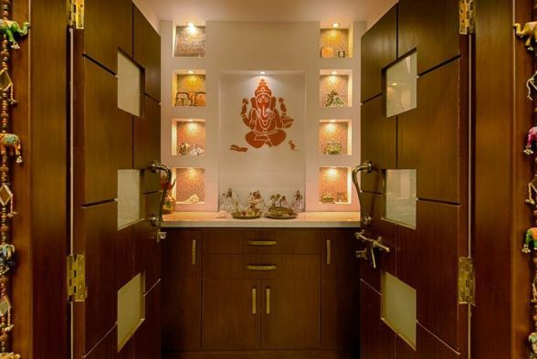 Prayer Room Pencil Interiors