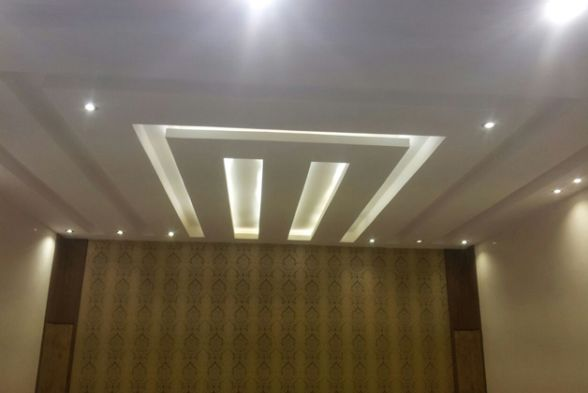 False Ceiling Peril Interiors