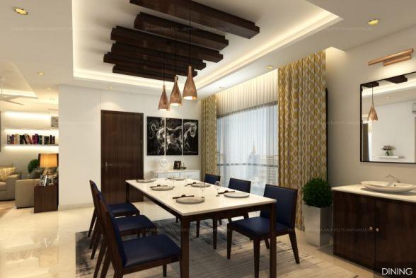 Dining Room Pranav Mantraa