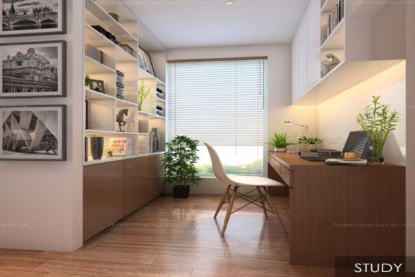 Study/Office Room Pranav Mantraa