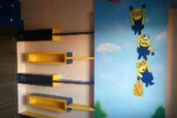 Nursery/Kid's room Praveen Pal