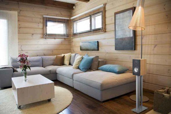 Living Room Pride Interiors