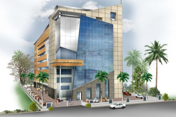 Office Buildings Quadra Architects