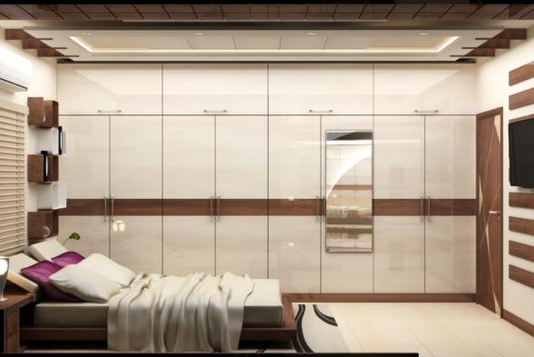 Bedroom Ram Interiors